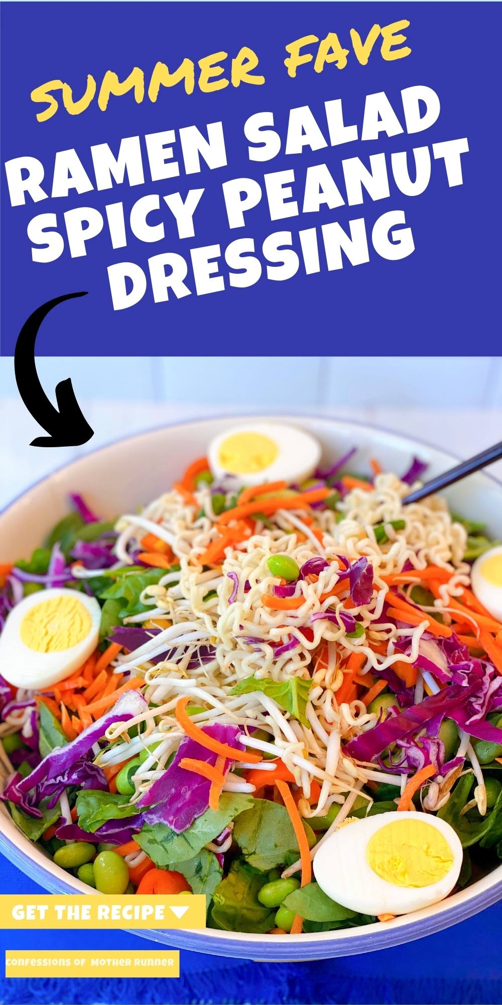Summer Ramen Salad