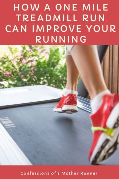 how a one mile treadmill run can improve your running pin 1