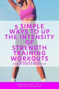 5 ways to up the intensity of strength training workouts