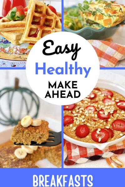 make ahead breakfasts for hungry runners