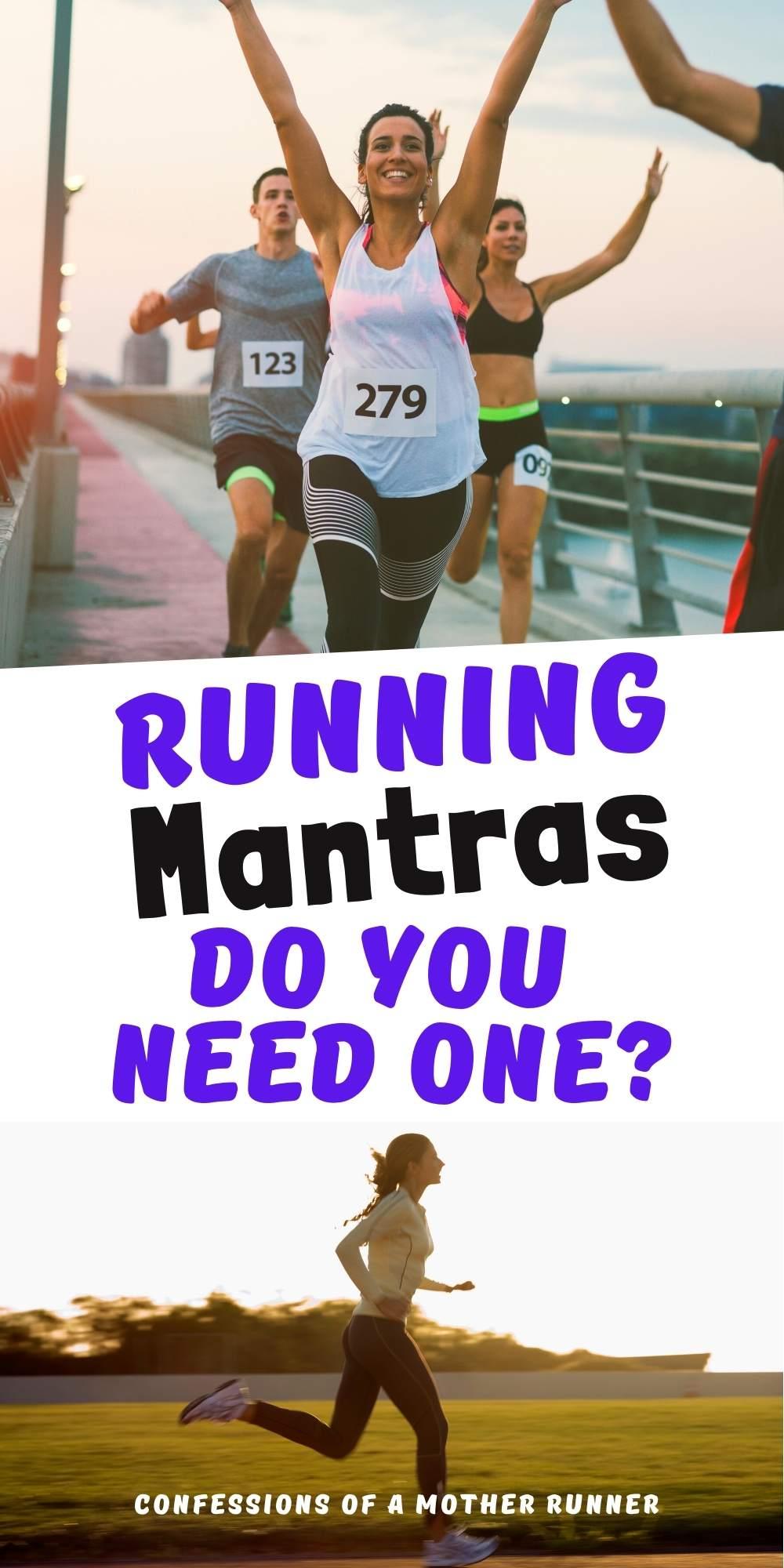 running mantras