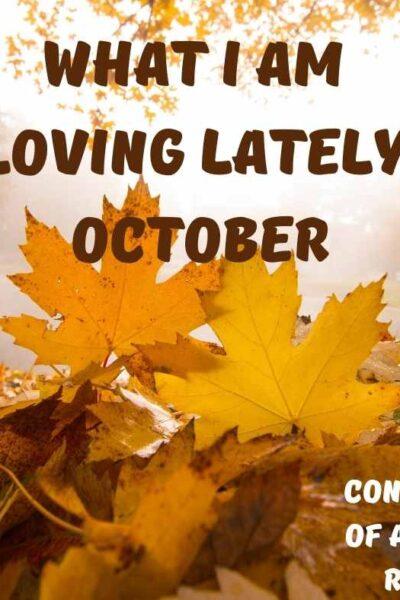loving October